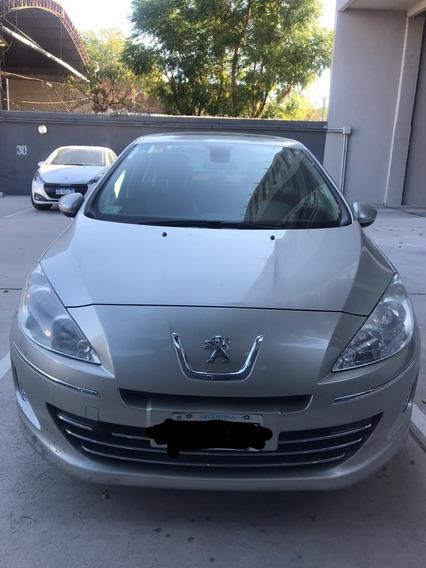 Peugeot 408 2.0 Allure Plus 143cv Tiptronic 2011