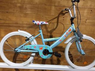 Bicicleta Infantil Rodado 20 Nena Baiking
