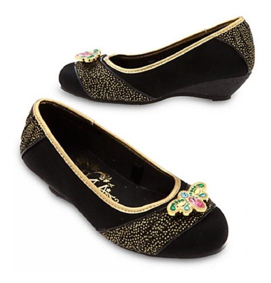 Zapatos Anna Frozen Calzado Infantil Original Disney Store