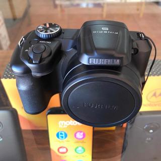 Fujifilm S8600 Cámara Fotográfica 16mp Zoom 35x Semi Nueva