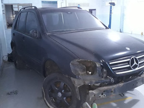 Mercedes-benz Classe Ml 500 Ano 2002