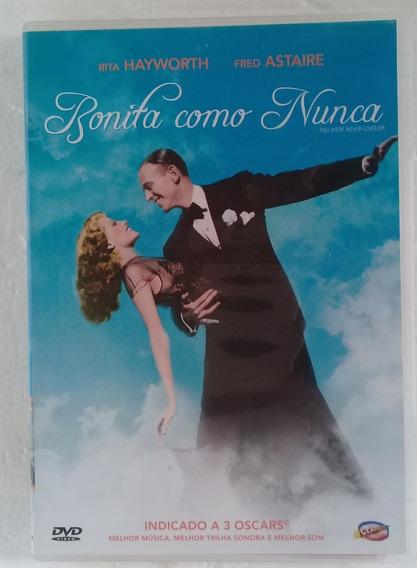 Bonita Como Nunca Dvd Fred Astaire - Rita Hayworth Fret15,