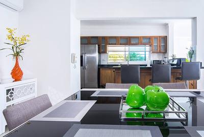 Hermoso Condomino En Area Residencial, 3 Habitaciones