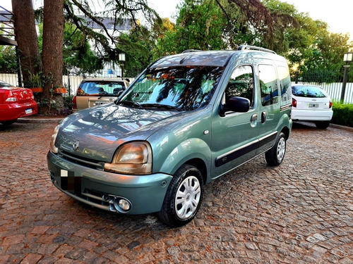 Renault Kangoo Pack Plus Oshkosh 1.6 2plc 2007 146.000km