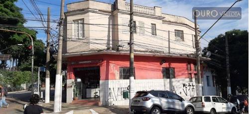 Loja À Venda, 270 M² Por R$ 640.000,00 - Mooca - São Paulo/sp - Lo0082