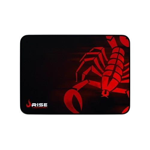 Mousepad Médio Scorpion Red - Rise