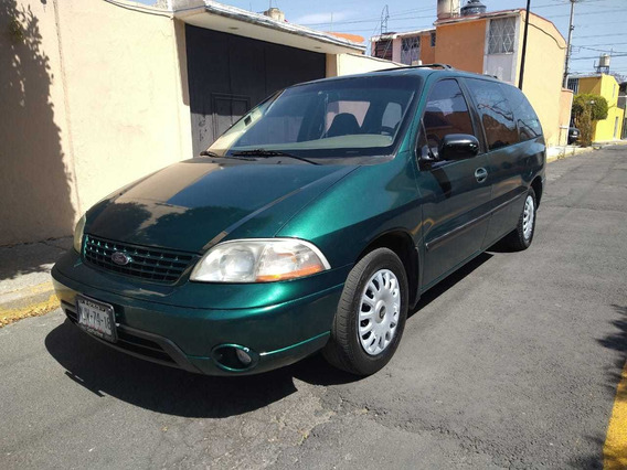 Ford Windstar Lx Base Mt 2003