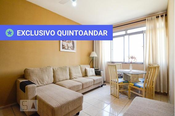 Apartamento No 8º Andar Mobiliado Com 1 Dormitório - Id: 892947981 - 247981