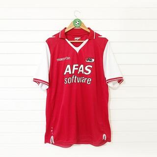 Camisa Az Alkmaar Home (2012-13) - @timesdomundofc