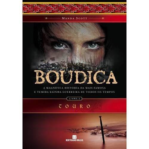 Livro - Touro - Série Boudica - Vol. 2