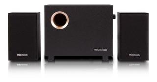 Parlantes 2.1 Microlab M105 3.5mm 2rca Garantia