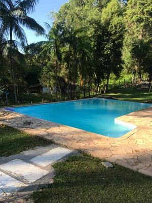 Lindo Sitio Bela Sede /piscina/riacho/lazer/morar/ref:04618