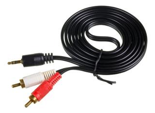 20 metros Cinch cable /> Jack//manija HIFI audio estéreo cable