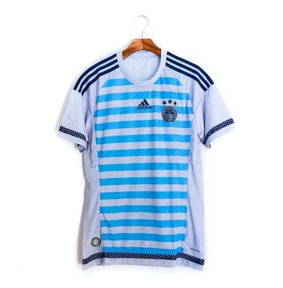 Camisas Masculinas Futebol Fenerbahçe 2015/16 adidas An8119
