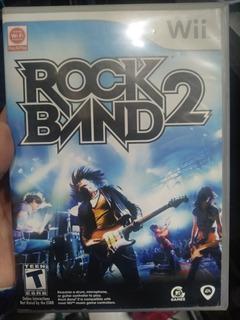 Juego Usado Rock Band 2 Wii