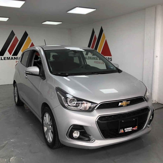 Chevrolet Spark 2018 5p Ltz L4/1.4 Man