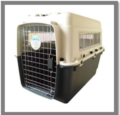Kennel Transportador L100 Para Perros Grandes