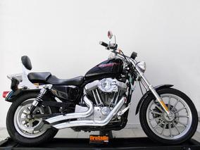 Harley Davidson Sportster Xl883 2005 Preta