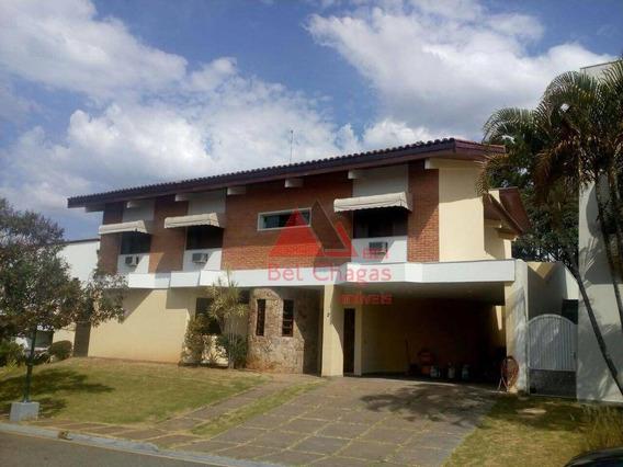 Casa Com 4 Dormitórios À Venda, 511 M² Por R$ 1.700.000,00 - Condomínio Residencial Village D