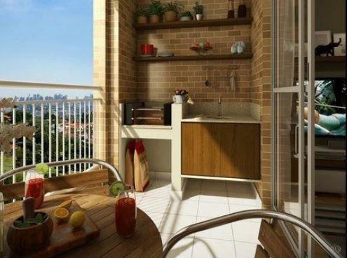 Apartamento À Venda, 70 M² Por R$ 520.000,00 - Jaguaré - São Paulo/sp - 4606