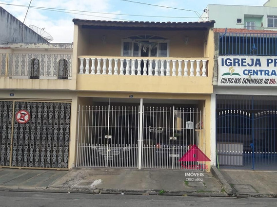 Casa A Venda No Bairro Residencial Cerconi Em Guarulhos - - 200918-1