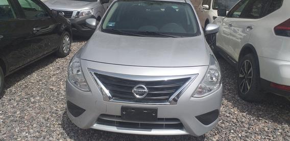 Nissan Versa 1.6 Sense At 2018