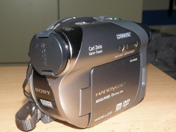 Filmadora Sony Handycam Dcr-dvd205e