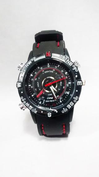Relógio Watch Camera Open Novo Na Caixa Promoção