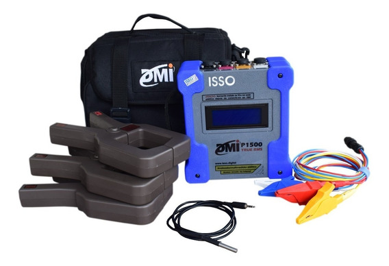 Analisador Portátil De Energia Acesso Remoto Dmi P1500 3g