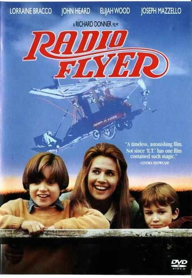 Dvd Radio Flyer 1992 Dublado + Outro Filme De Brinde