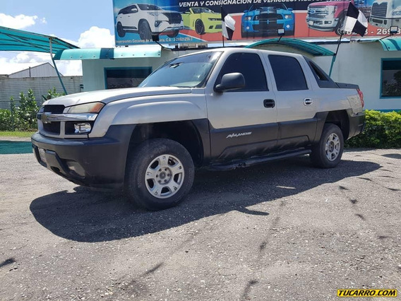 Chevrolet Avalanche Avalanche 4x4