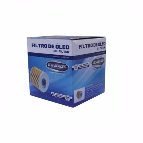 Filtro Oleo Fazer Factor 150 Xtz Crosser 150