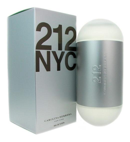 Perfume 212 Carolina Herrera - Decant Fração 5ml