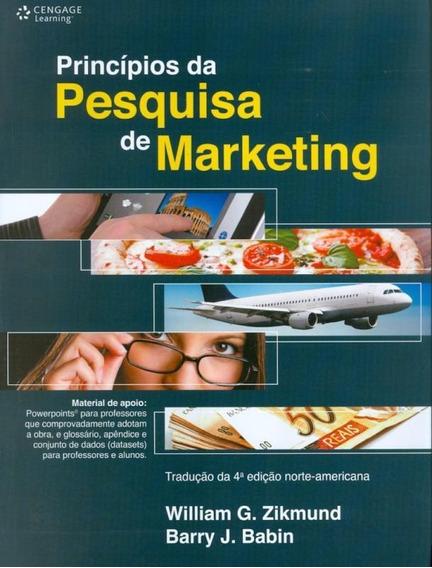 Principios Da Pesquisa De Marketing - Traducao Da 4ªedicao