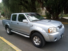 Nissan Frontier Se 2008 4 Cil Fact Original Estandar