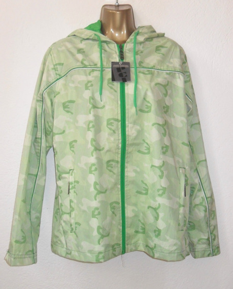 Chamarra Impermeable Pci Mujer Talla Xl
