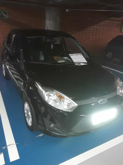 Ford Fiesta Sedan 1.6 Rocam Se Plus Flex 4p 2014