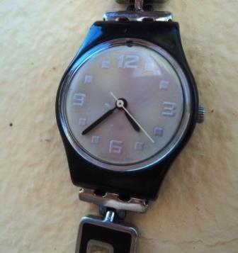 Relogio De Pulso Feminino Swatch Swiss Original Quartz