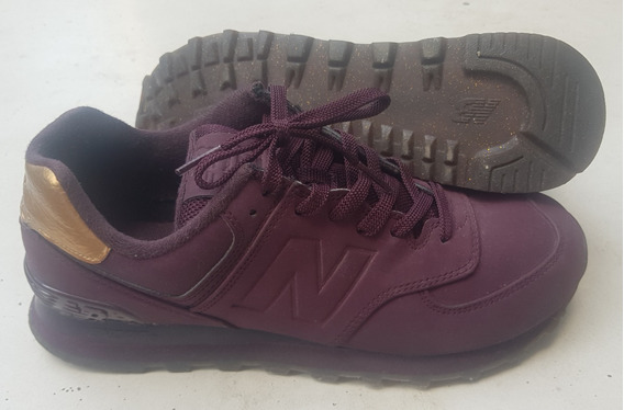 Zapatillas New Balance Wl574 Talle 39,5 Ar Originales