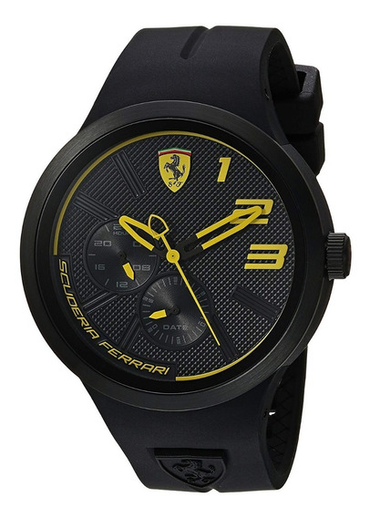 Reloj Casual Ferrari Para Hombre 46mm Mod 830471