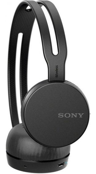 Fone Bluetooth Sony Wh-ch400/b Pt
