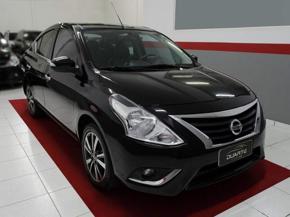 Nissan Versa 2018 1.6 Sl - Impecável