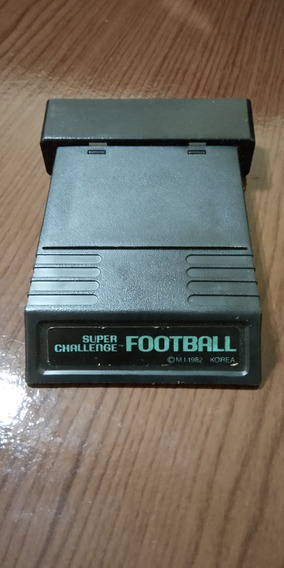 Cartucho Atari 2600 Super Challenge Football