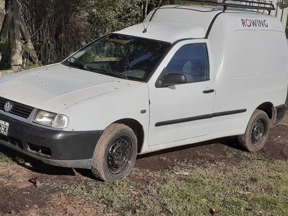 Volkswagen Caddy 1.9 Sd Aa 1999