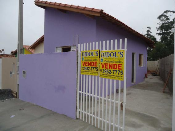 Casa Com 1 Dorm, Bandeira Branca, Jacareí - R$ 160 Mil, Cod: 8565 - V8565