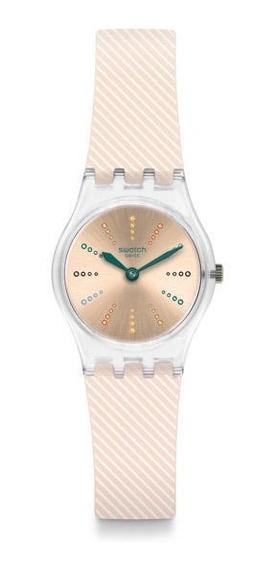 Reloj Quadretten Rosa Swatch