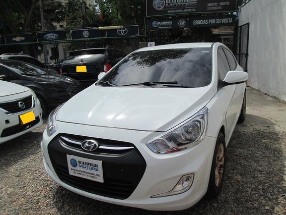 Hyundai Accent I25 1.6 Mec 2017