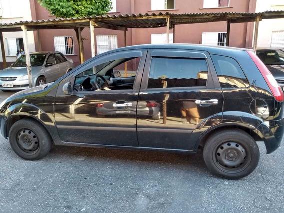 Ford Fiesta 2005 Preto