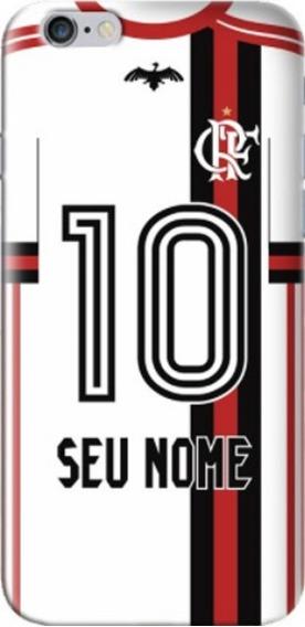 Capinha Oficial Do Flamengo 2017 Personalizável Uniforme 2