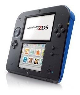Nintendo 2ds Desbloqueado Mais Jogos Parcelado Sem Juros